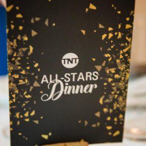 Jantar para os principais CEOs parceiros da Turner